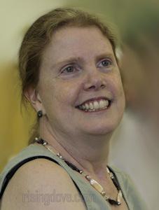 Portrait of Deborah Kilmer, 2009,   copyright 2011 Miriam A. Kilmer