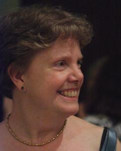 Portrait of Deborah Kilmer, 2011,   copyright 2011 Miriam A. Kilmer