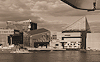 Inner Harbor: View from a Boat &copy; Jennifer Schafer
