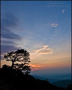 Apalachian Sunrise © Jennifer Schafer