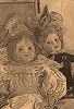 Mlle. Pinchon's Dolls © Miriam A. Kilmer